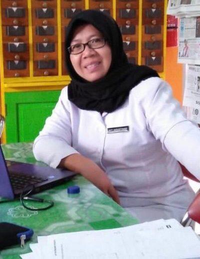 Siti Agustinah, S.Pd.