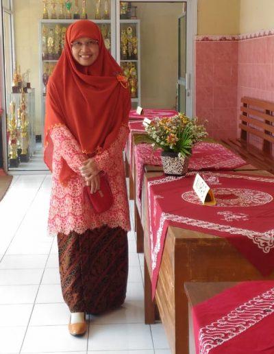 Dra. Nurhaidah