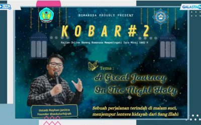 KOBAR (Kajian Online Bareng ROMANSSA) #2